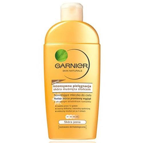 Garnier, Intensywna Pielęgnacja Skóra Muśnięta Słońcem, Nawilżające mleczko do ciała