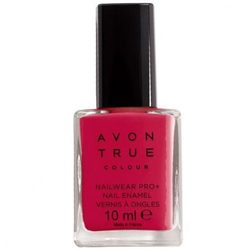 Wspaniały Avon, True Colour, Nailwear Pro (Lakier do paznokci) - cena SP96