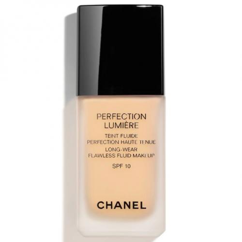 bd4f71d91d1f3 Chanel, Perfection Lumiere, Long - Wear Flawless Fluid Make Up SPF ...