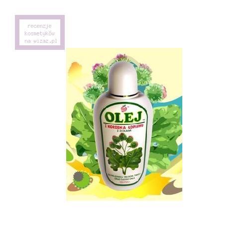 Nami, Olej z korzenia łopianu z ziołami (stara wersja)
