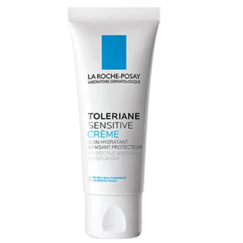 La Roche Posay, Toleriane Sensitive Krem (Prebiotyczny krem nawilżający zmniejszający nadwrażliwość cery)