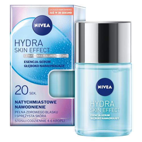 Nivea, Hydra Skin Effect, Esencja-serum głęboko nawadniające