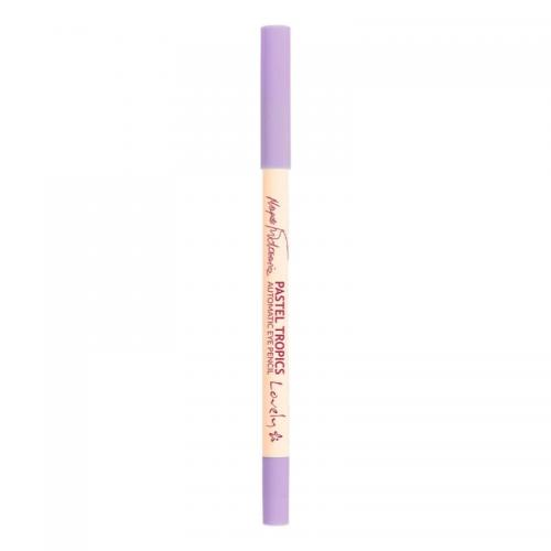Lovely, Pastel Tropics, Automatic Eye Pencil (Długotrwała kredka do oczu o kremowej konsystencji)