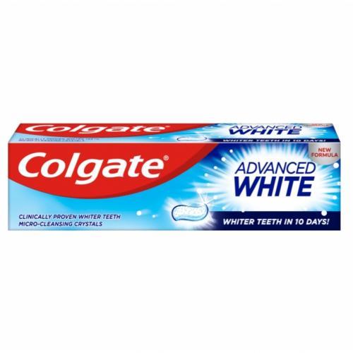 Colgate, Advanced White Toothpaste (Pasta do zębów (nowa wersja))
