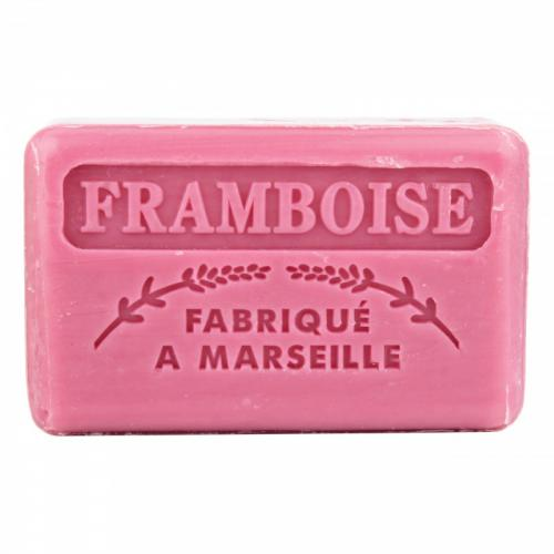Fabrique a Marseille, Framboise Savon de Marseille (Mydło marsylskie z masłem Shea `Malina`)