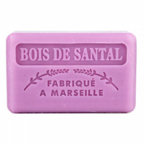 Fabrique a Marseille, Bois de Santal Savon de Marseille (Mydło marsylskie z masłem Shea `Drzewo sandałowe`)