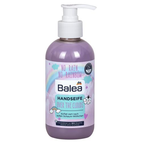 Balea, Handseife Over The Clouds (Jagodowo-migdałowe mydło w płynie)