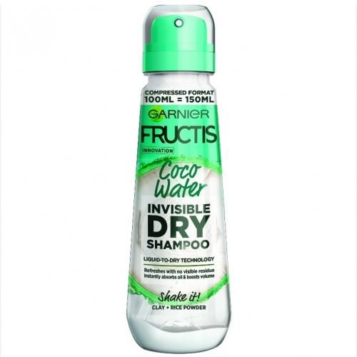 Garnier, Fructis, Dry Shampoo Coco (Suchy szampon) - cena, opinie, recenzja    KWC