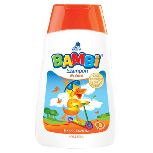 Bambi, Szampon dla dzieci `Brzoskwinia`