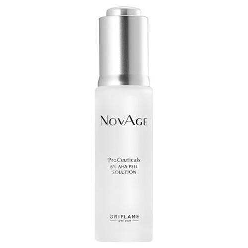 Oriflame, NovAge ProCeuticals, 6% AHA Peel Solution (Peeling do twarzy)