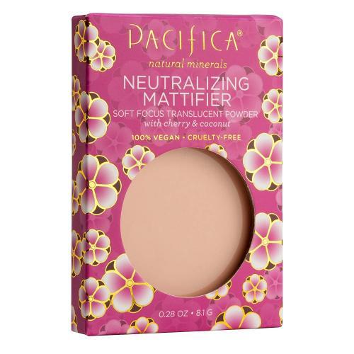Pacifica, Cherry Powder Neutralizing Mattifier (Puder matujący do twarzy)