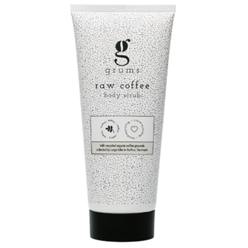 Grums, Raw Coffee Body Scrub (Kawowy peeling do ciała)