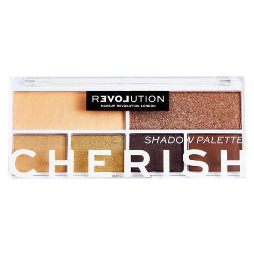 Relove by Revolution Beauty, Cherish Shadow Palette (Paleta cieni do powiek)