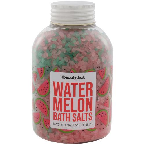 The Beauty Dept., Watermelon Bath Salts (Sól do kąpieli o zapachu arbuza)