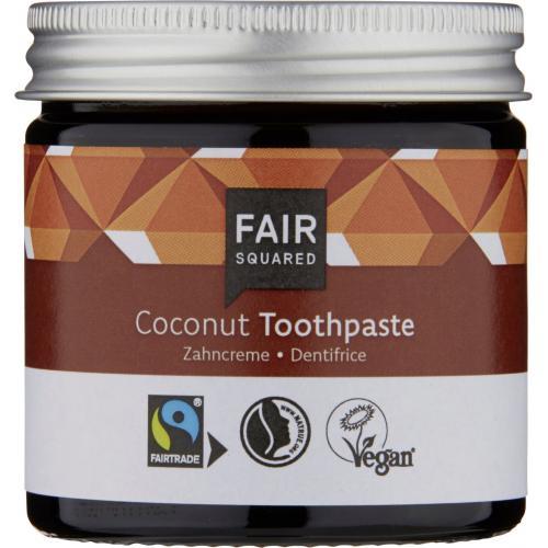 Fair Squared, Coconut Toothpaste (Kokosowa pasta do zębów)
