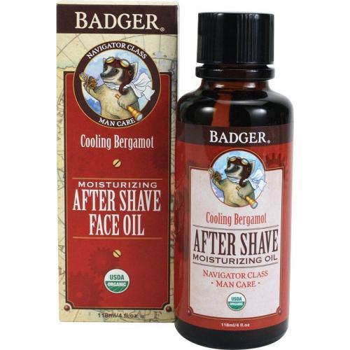 W.S. Badger Company, After Shave Face Oil (Olejek do twarzy po goleniu)
