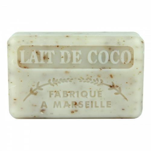 Fabrique a Marseille, Lait de Coco Savon de Marseille (Mydło marsylskie z masłem Shea `Mleczko kokosowe`)