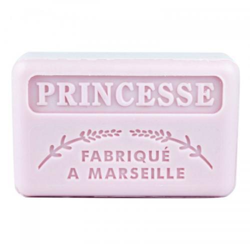 Fabrique a Marseille, Princesse Savon de Marseille (Mydło marsylskie z masłem Shea `Księżniczka`)
