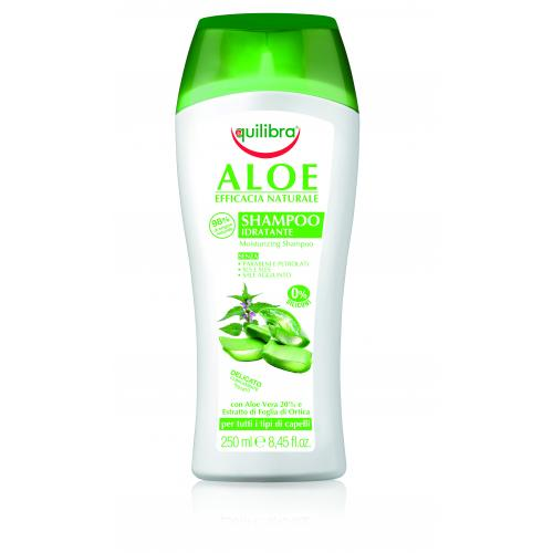 Equilibra, Hydrating Aloe Shampoo (Szampon aloesowy)