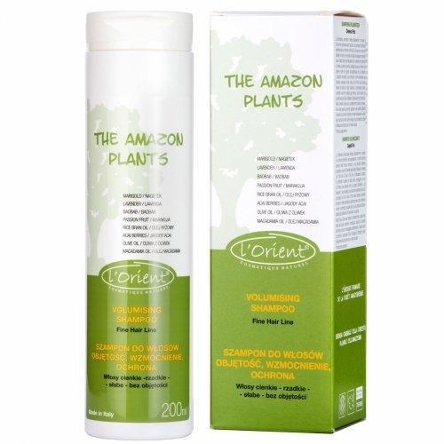 l`Orient, The Amazon Plants, Volumising Shampoo (Szampon zwiększający objętość)