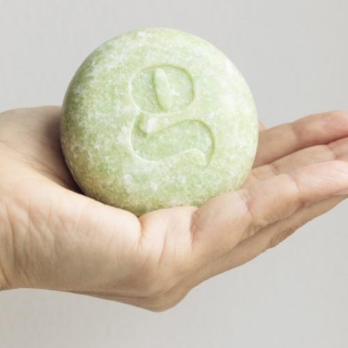 Soap for globe, Szampon w kostce włosy z tendencją do przetłuszczania się