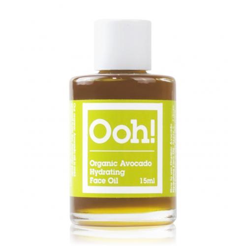 Organic Heaven LTD, Organic Avocado Hydrating Face Oil (Olejek do twarzy)