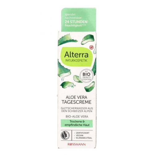 Alterra, Aloe Vera Tagescreme (Aloesowy krem na dzień)
