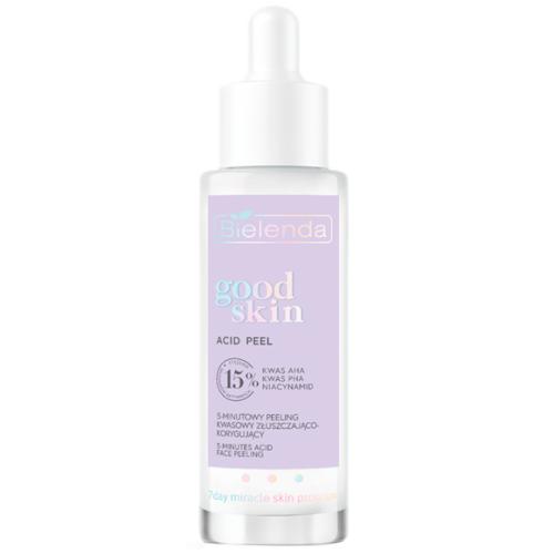 Bielenda, Good Skin, Acid Peel 5-Minutes Acid Face Peeling (5-minutowy peeling kwasowy złuszczająco-korygujący)