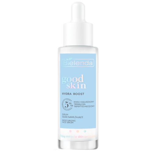 Bielenda, Good Skin, Hydra Boost Moisturizing Face Serum (Serum silnie nawilżające)