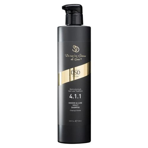 DSD de Luxe, Restructuring & Hair Loss Treatment 4.1.1 Dixidox de Luxe Violet Shampoo (Szampon do włosów)