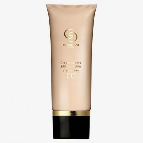 Oriflame, Cream Caress SPF 30+ UVA Protection CC (Krem CC)