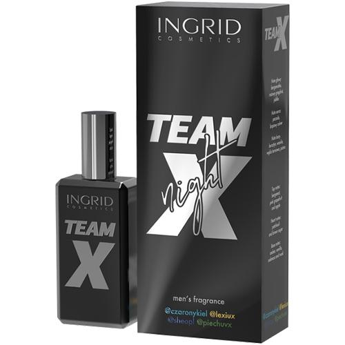 Ingrid Cosmetics, Ingrid x Team X, Night EDP