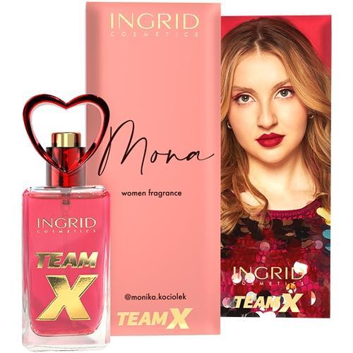 Ingrid Cosmetics, Ingrid x Team X, Mona EDP