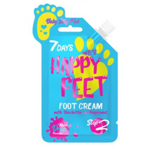Vilenta, 7 Days, Happy Feet Foot Cream (Krem do stóp)