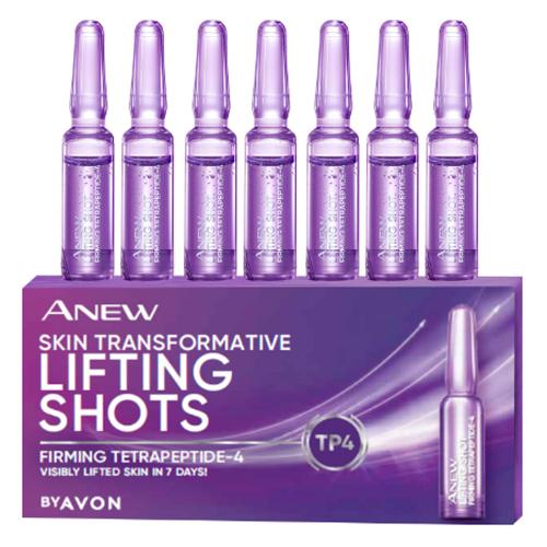 Avon, Anew, Skin Transformating Lifting Shots (Ampułki liftingujące)