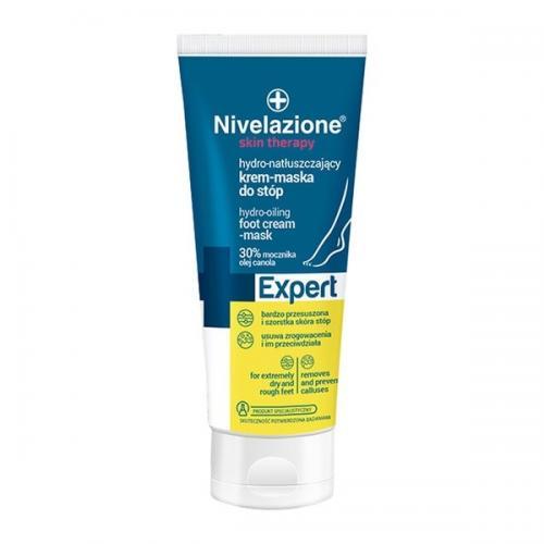 Nivelazione, Skin Therapy Expert, Hydro-natłuszczający krem-maska do stóp
