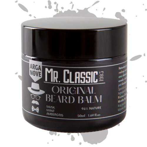 Arganove, Mr. Classic, Naturalny balsam do brody