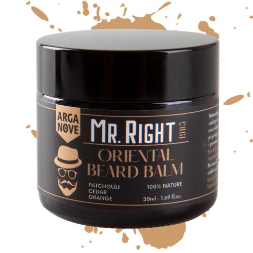 Arganove, Mr. Right, Naturalny balsam do brody
