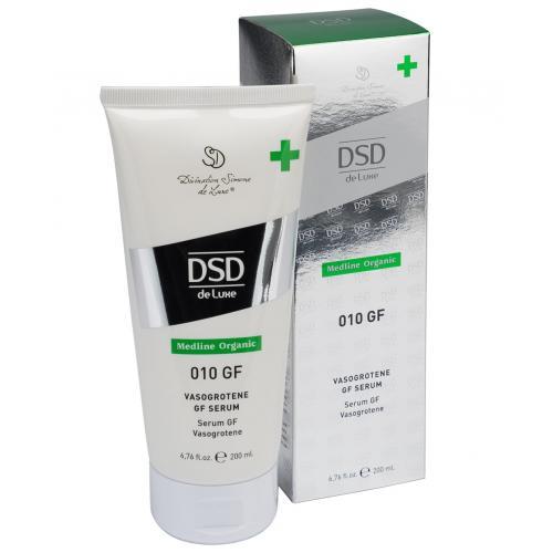 DSD de Luxe, Medline Organic  010 Vasogrotene GF Serum (Serum do włosów)