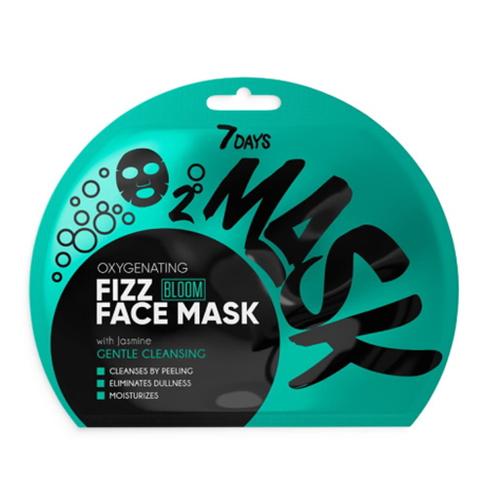 Vilenta, 7 Days, Fizz Face Mask (Maseczka do twarzy `Jaśmin`)