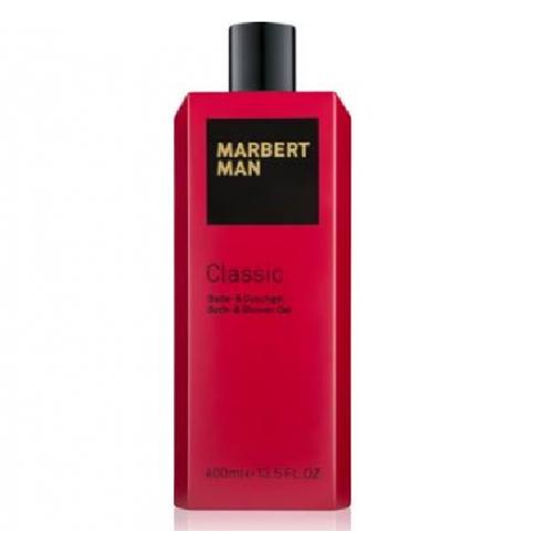 Marbert, Man Classic Shower Gel (Żel pod prysznic dla mężczyzn)