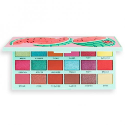 I Heart Revolution, Tasty, Watermelon Eyeshadow Palette (Paleta cieni do powiek)