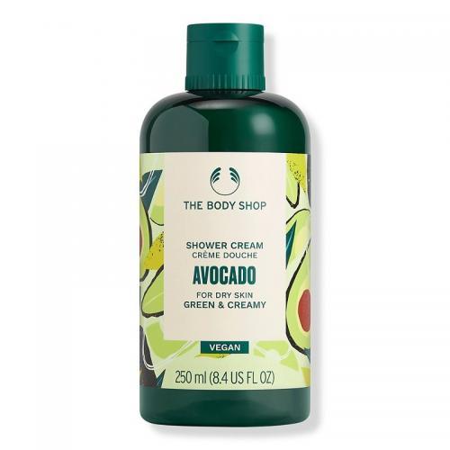 The Body Shop, Avocado Shower Cream (Żel pod prysznic)