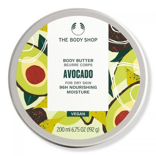 The Body Shop, Avocado Body Butter (Masło do ciała)