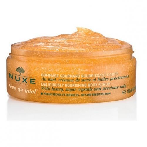 Nuxe, Reve de Miel, Gommage Gourmand Nourissant Corps (Odżywczy peeling do ciała)