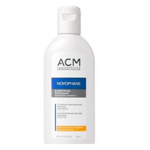 ACM Laboratoires, Novophane Shampooing (Wzmacniający szampon do przerzedzonych włosów z tendencją do wypadania)