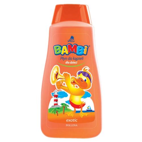 Bambi, Płyn do kąpieli `Exotic`