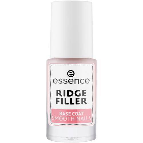 Essence, Ridge Filler Base Coat (Regenerująca baza do paznokci)