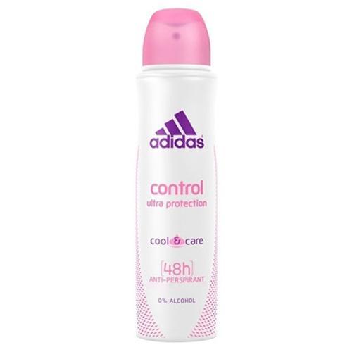 Adidas, Control Ultra Protection Cool & Care Antip-perspirant Spray (Antyperspirant w sprayu dla kobiet)