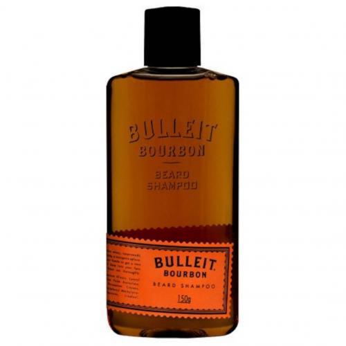 Pan Drwal, Bulleit Bourbon, Szampon do brody